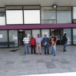 Antorchistas buscan oficializar bases de transporte público