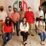 Rinde protesta Comité Municipal del PRI