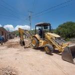 Arranca mejoramiento de imagen urbana en la comunidad de Atongo