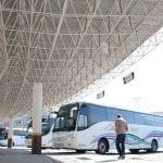 Detectan 3 casos sospechosos de COVID-19 en la Central de Autobuses