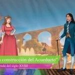 """Presentan la leyenda de """"La Construcción del Acueducto"""""""
