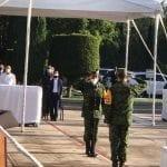 Rinde protesta Elpidio Canales Rosas como Comandante de la XVII Zona Militar