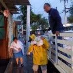 Atiende el Municipio de Querétaro las afectaciones por la lluvia