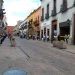 Querétaro registra reducción en su movilidad