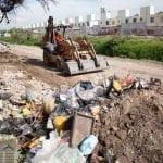 Retiran más de 2 mil 500 toneladas de basura