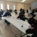 Se realiza Evaluación Toxicológica a policías municipales de Huimilpan