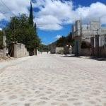 Concluyen trabajos de urbanización en Presa de Rayas, El Marqués