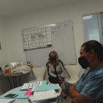 Se reúne personal de la CEA con Antorchistas de Corregidora