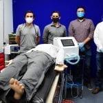 Desarrollan sistema de ventilación paraemergencia sanitaria por COVID-19