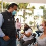 Encabeza Luis Nava jornada de atención ciudadana en Rancho San Pedro