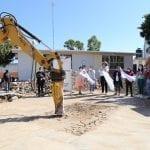 Construirán arcotecho en primaria de Ignacio Zaragoza en Ezequiel Montes