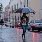 Seguirán las lluvias esta semana en Querétaro