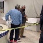 Muere en el Mercado Hidalgo