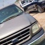 Policías de El Marqués localizan un vehículo con reporte de robo