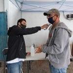 Llevan servicios a tres comunidades de El Marqués