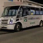 Dejan amarrado a Chófer de transporte urbano  tras asalto en Reforma Agraria