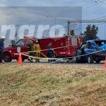 Pierde la vida al chocar contra barra de contención en la autopista 57