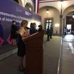 Rinden homenaje a Josefa Ortiz de Domínguez