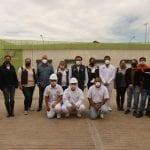 Luis Nava entrega modernización del Rastro Municipal