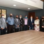 Se reúne Luis Nava con líderes empresariales y del sector hotelero