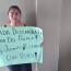 Queretanos se solidarizan con los Antorchistas poblanos