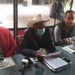 Campesinos denuncian falta de recursos de la 4T