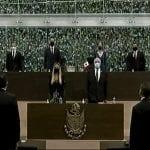 Da inicio ceremonia de V Informe del Gobernador Francisco Domínguez