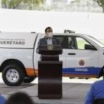 Reconoce Luis Nava trabajo de Protección Civil Municipal frente a la pandemia
