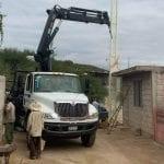 Logra Antorcha ampliación eléctrica en El Sauz, Peñamiller