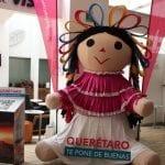 Inicia Querétaro, activación turística en el AICM