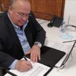 Firma Secretaría de Turismo convenio con 14 Universidades