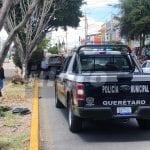 Golpean a automovilista en Calzada Belén