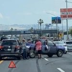 Accidente en 5 de Febrero