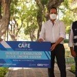 Refrenda Luis Nava su compromiso con la seguridad del Municipio