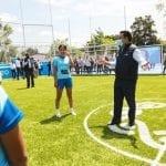 Aplica Municipio más de 132 mdp en rehabilitación de espacios deportivos y parques