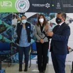 Inaugura IQM talleres de emprendimiento para mujeres en la UTEQ