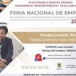 Querétaro participa en la Feria Nacional de Empleo