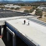 Al 70% avance del puente entronque Freixenet: Elvia Montes.