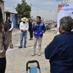 Arranca Roberto Sosa obras de urbanización en polígono de La Negreta