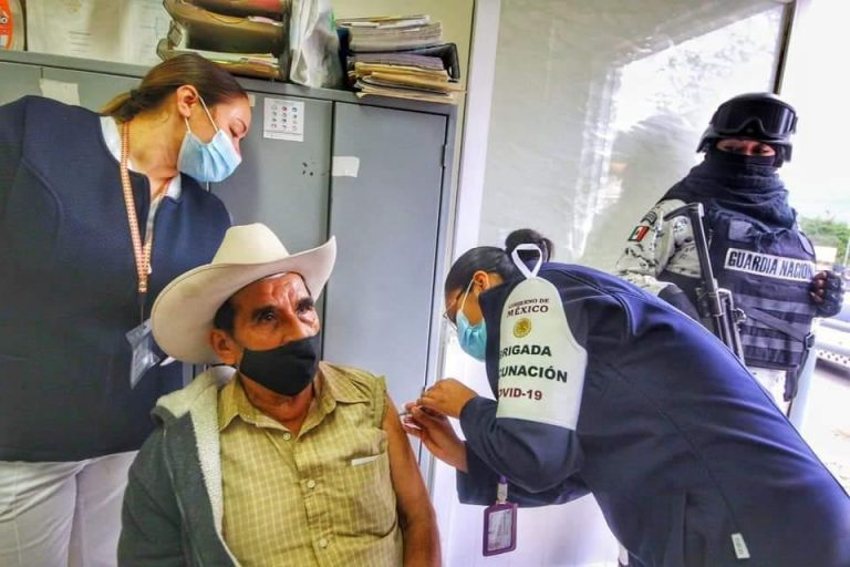 A partir del martes 20 de abril se aplicarán segundas dosis en Tequisquiapan