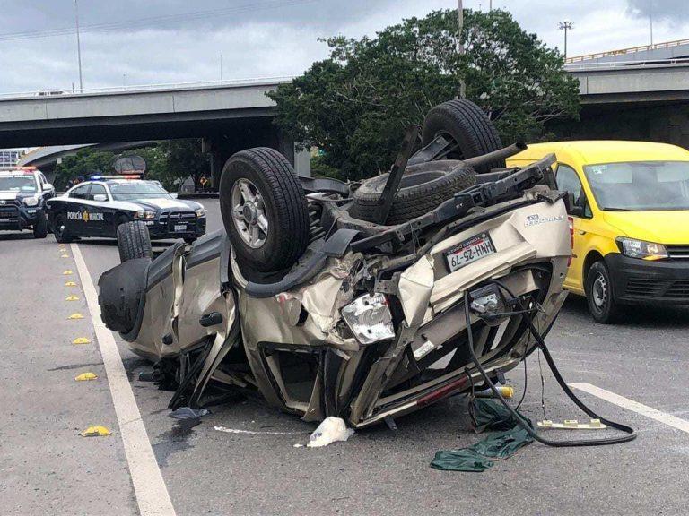 Nota: Accidentes de tránsito aumentaron en 20%