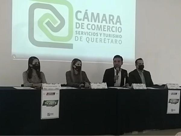 Audio: CANACO Presenta Recompensa Tu Voto