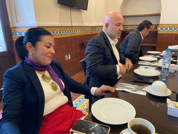 Isabel Aguilar Busca Dirigencia Del PRI. Pide Elección Sin Simulación